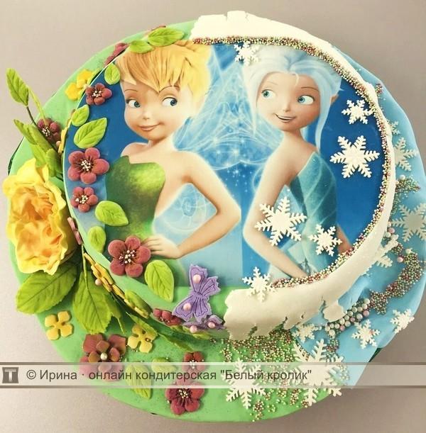 этом картинка для торта фея динь россии пынзарь