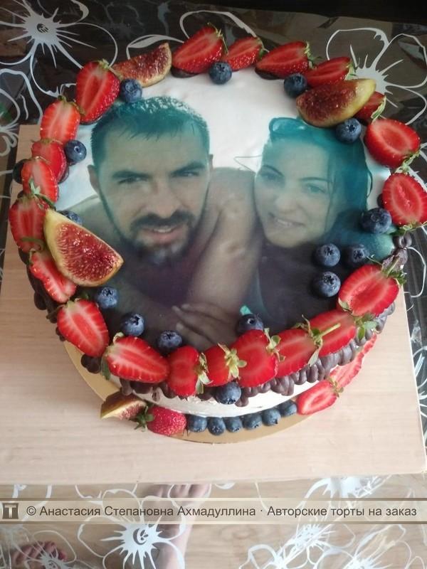 Торт для мужа фото на день рождения известно