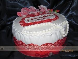Торт медовая ириска фото 9