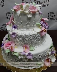 Блинный торт из капусты фото 3