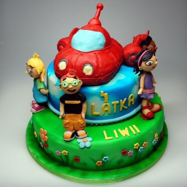 детский торт фото калининград