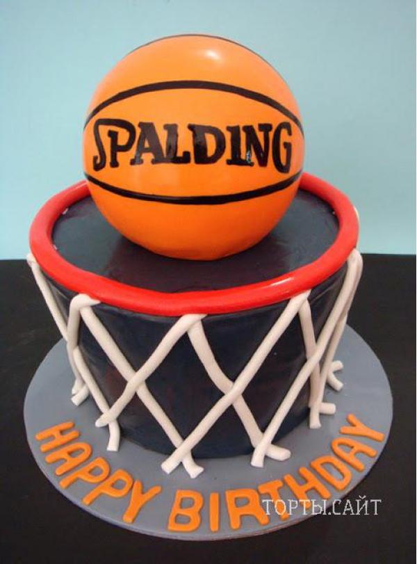 Поздравление баскетболистов