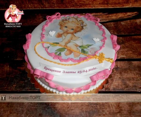 Title торты на крестины фото