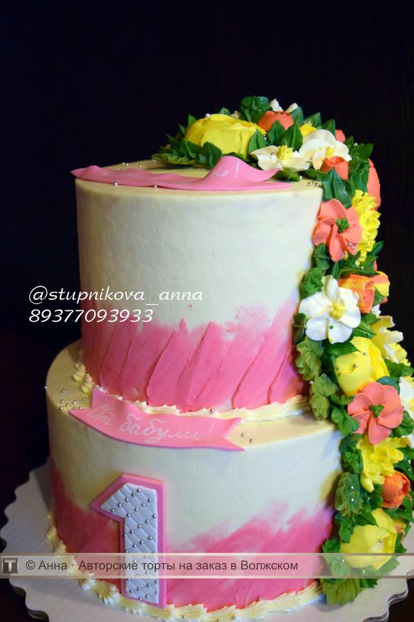 Заказ торта в волжском