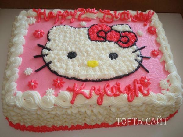 Детские тортики для девочек фото своими руками