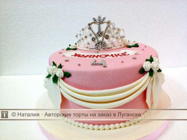 Красивые торты луганск заказ фото